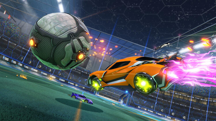 quinto aniversario de Rocket League