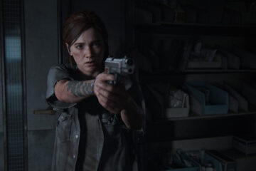 sobrevivir en The Last of Us Parte II 1