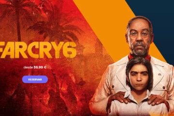 Lanzamiento Far Cry 6