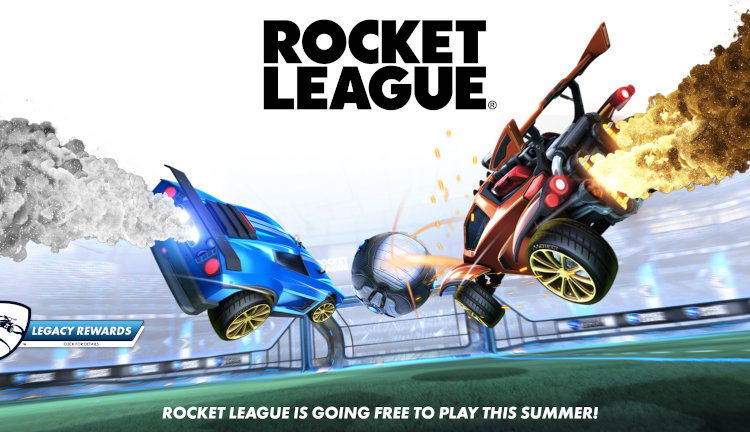 Rocket League free to play