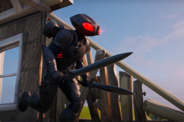 Black Manta en Fortnite