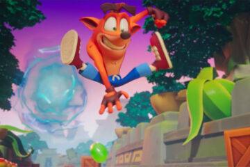 tráiler de Crash Bandicoot: On the Run!