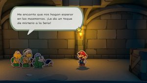 Análisis de Paper Mario: The Origami King