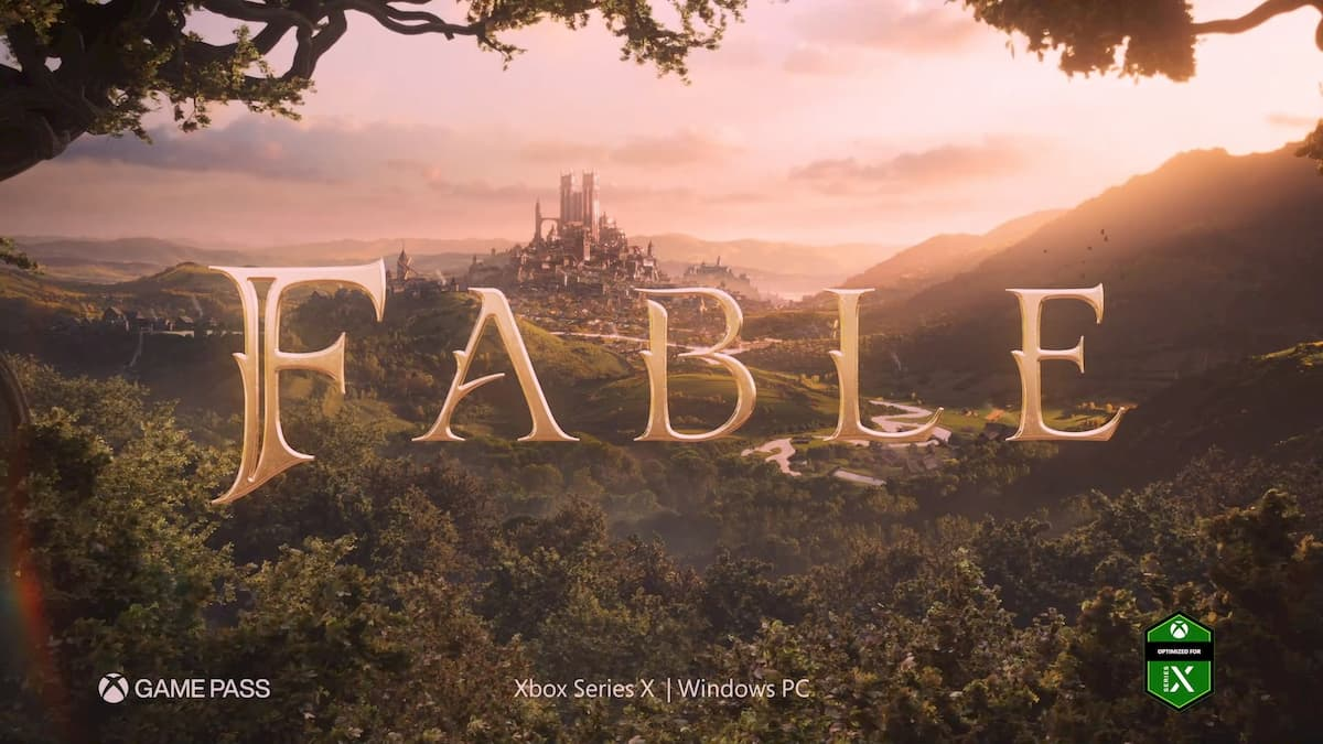 Fable - Xbox Games Showcase
