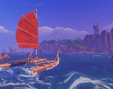 gameplay de Windbound