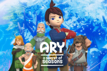 impresiones de Ary and the Secrets of Seasons