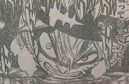 Manga Black Clover 257, primeras imágenes y spoilers