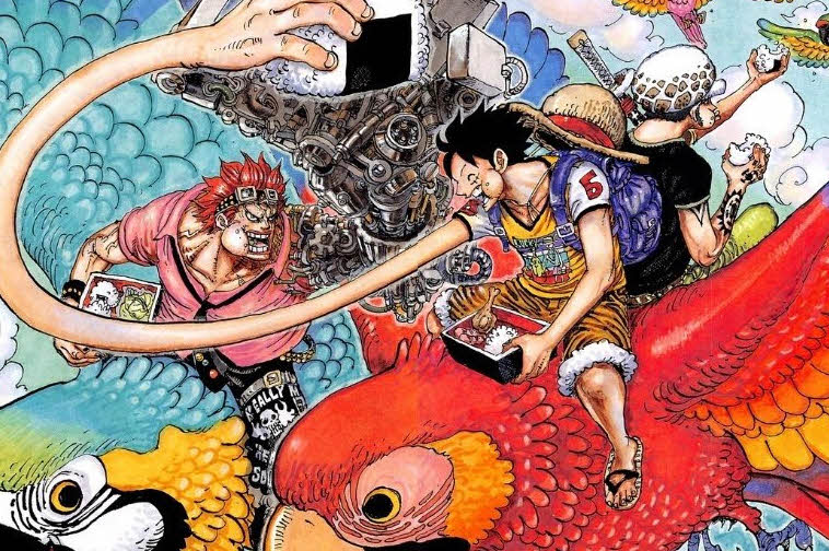 Manga One Piece 985 disponible en castellano