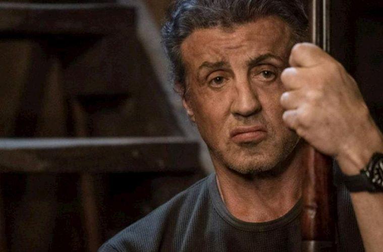 Stallone Rambo 6