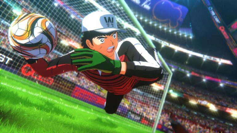 Captain Tsubasa: Rise of New Champions error online Playstation 4