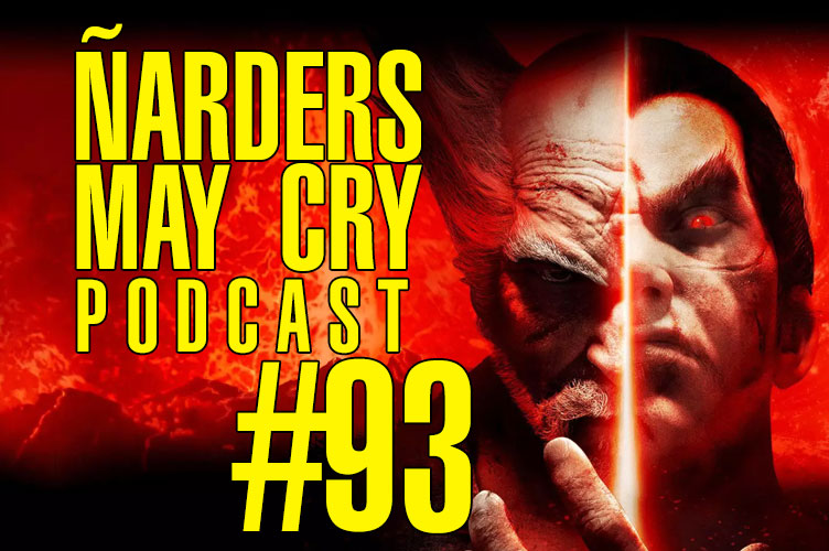 Podcast Ñarders May Cry 93 - Boicot a Hobby Consolas