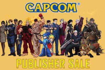 6 sagas mejor vendidas de Capcom