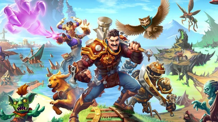 Torchlight III para Nintendo Switch
