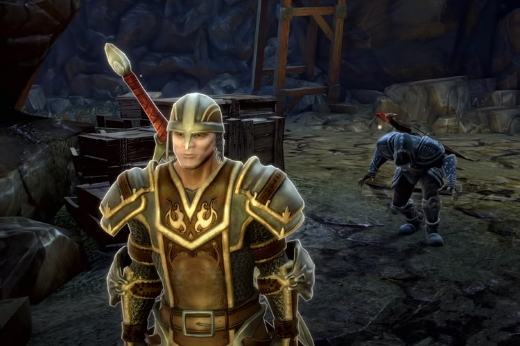 gameplay de Kingdoms of Amalur: Re-Reckoning