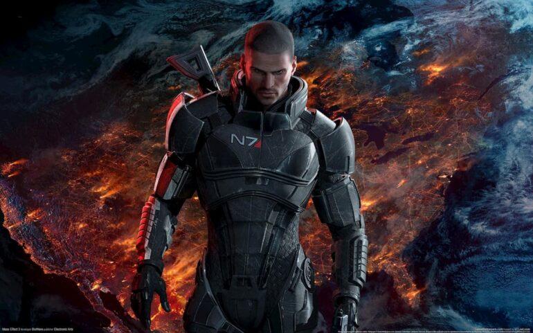 La trilogía de Mass Effect más real que nunca