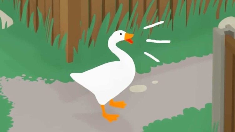modo cooperativo de Untitled Goose Game