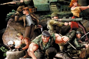 análisis de Commandos 2 HD para PlayStation 4