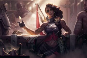 habilidades de Samira en League of Legends