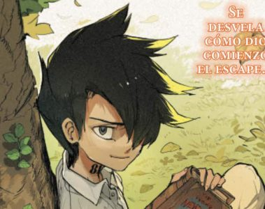 Capítulo extra especial del manga The Promised Neverland