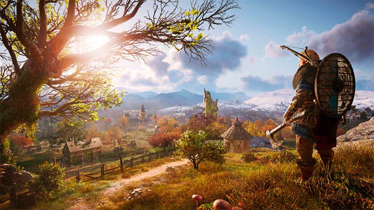 hoja de ruta de Assassin's Creed Valhalla