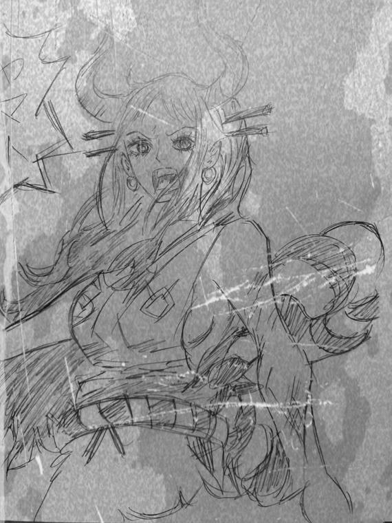 Manga One Piece 994, primeras imágenes y filtraciones