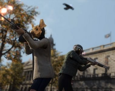 tráiler cooperativo de Watch Dogs Legion