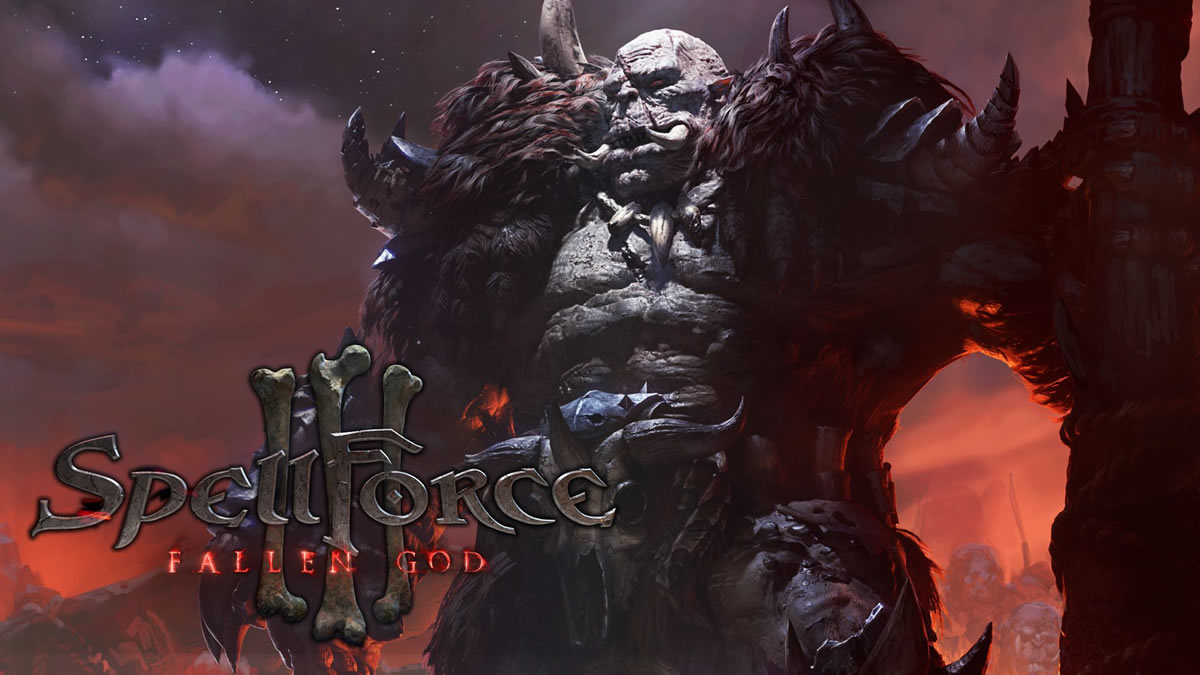 analisis de spellforce iii fallen god