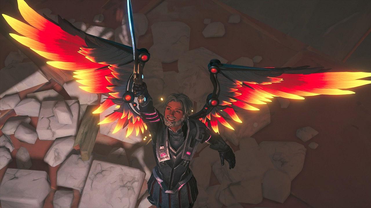 Análisis de Immortals: Fenyx Rising