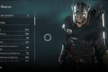 Guía armadura de Thor en Assassin's Creed: Valhalla