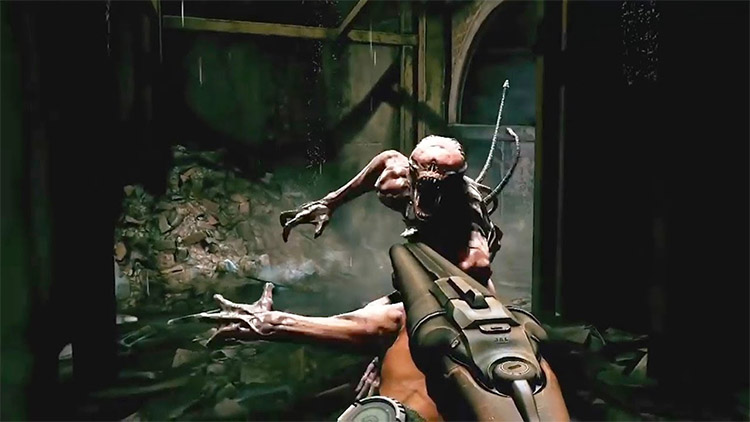 gameplay de DOOM 4
