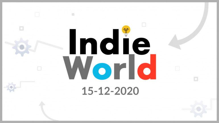 fecha y hora del Indie World de diciembre.