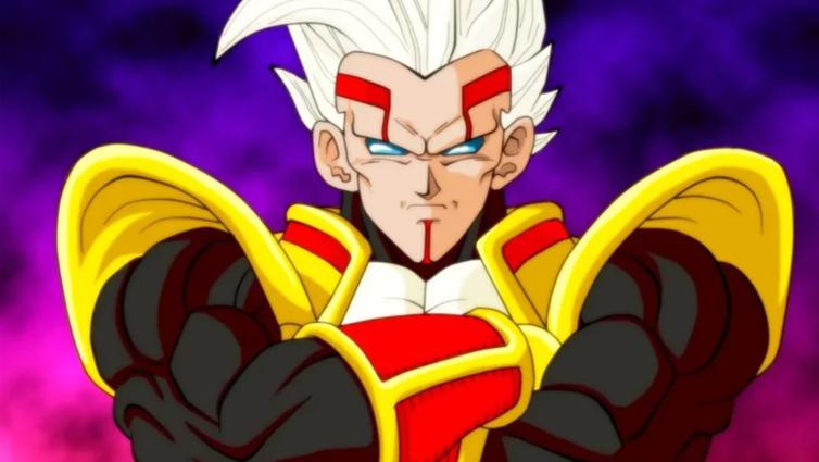 Vegeta Baby 2 Dragon Ball FighterZ