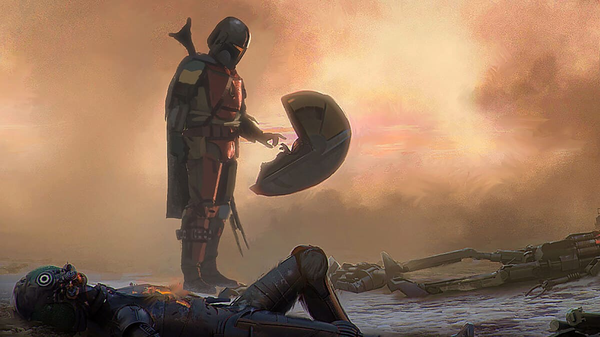 the Mandalorian recupera la esencia de Star Wars