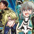 El último arco del manga Agravity Boys será publicado en la Jump GIGA