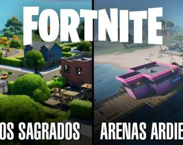 Libros Fortnite Setos Sagrados Arenas Ardientes