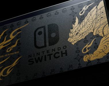 Nintendo Switch de Monster Hunter Rise