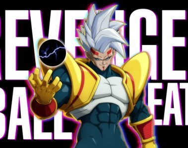 Revenge Death Ball y Ozaru Super Baby 2, los ataques rotos de FighterZ