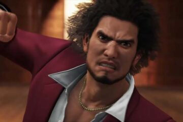 Yakuza Like a Dragon en PS5