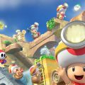Captain Toad en Super Mario 3D World