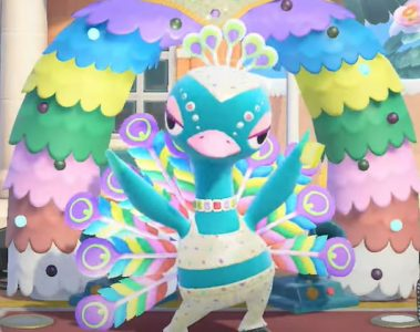 carnaval en animal crossing