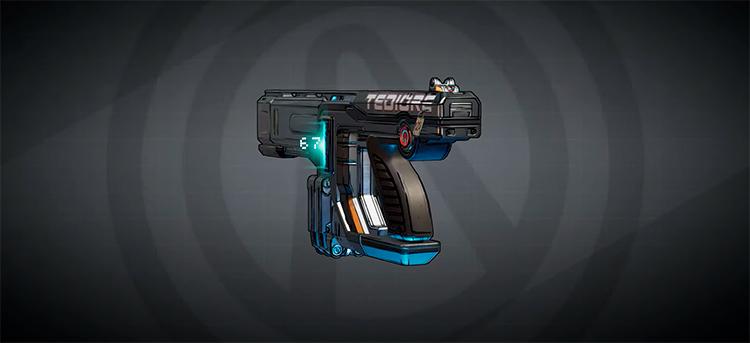 Cómo conseguir la pistola Scorpio