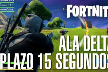 Fortnite daño Ala Delta