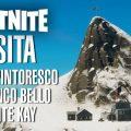 Desafío Fortnite: Visita Punto Pintoresco, Barranco Bello y Monte Kay