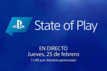 Sony anuncia State of Play el jueves 25 a las 23:00 horas en España