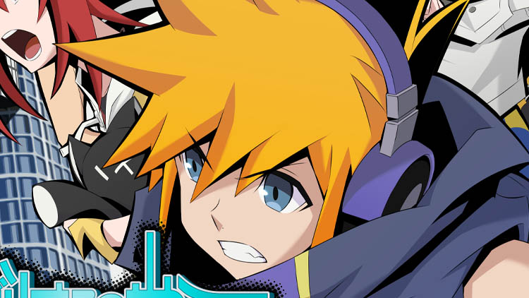 The World Ends With You anime fecha