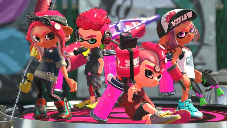 anunciado Splatoon 3