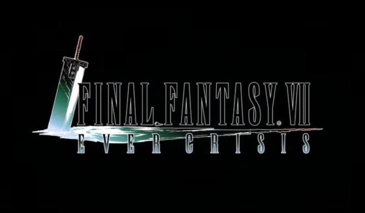anuncio de final fantasy vii ever crisis