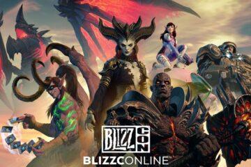 dónde ver la Blizzcon 2021
