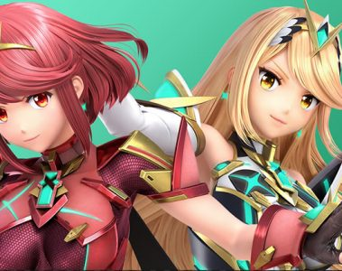 evento de Super Smash Bros. Ultimate de Pyra y Mythra