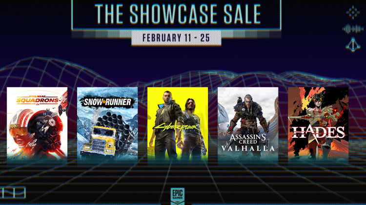 fecha del Epic Games Store Showcase Spring